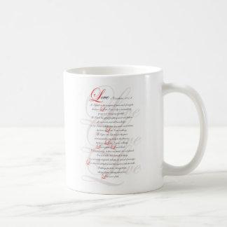 Mug 1 Corinthiens 13