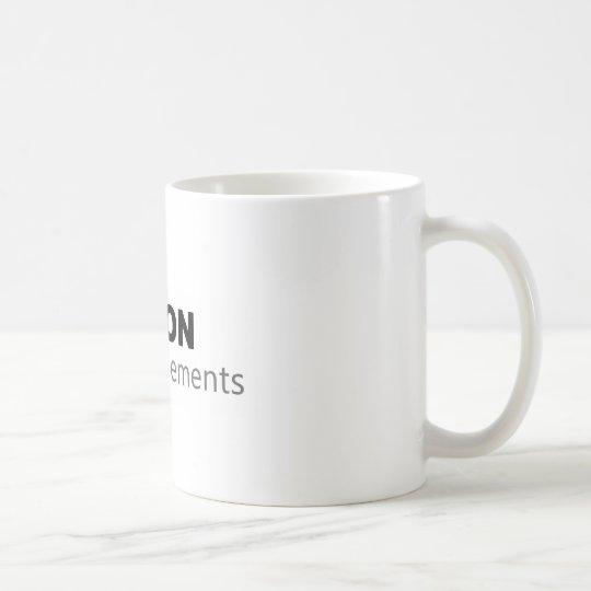 """Mug #1 """"Lyon événements"""""""