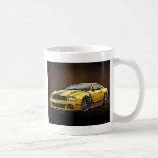 Mug 2014 patron jaune 302