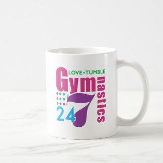 Mug 24/7 gymnastique