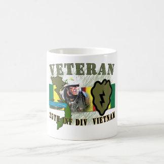 Mug 25ème FNI Division-Vietnam (w/CIB)