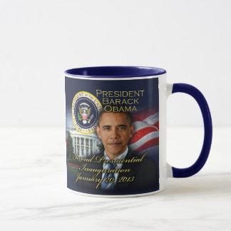 Mug 2ème inauguration du Président Obama