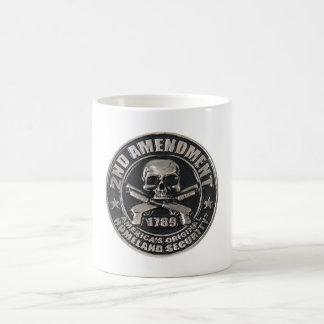 Mug 2ème Médaille d'amendement