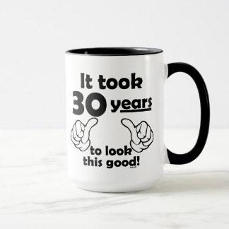 Mug 30 ans pour regarder ceci bon