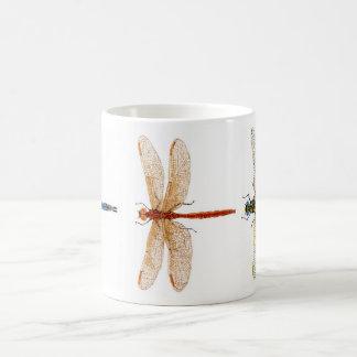 Mug 3 libellules