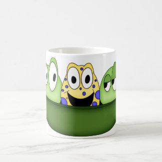 Mug 3 pois dans une cosse