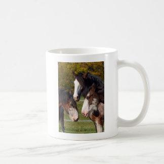 Mug 3 têtes de Clydesdale