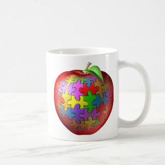 Mug 3D puzzle Apple