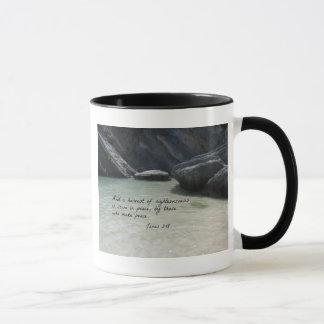Mug 3h18 de James et une récolte de la droiture…