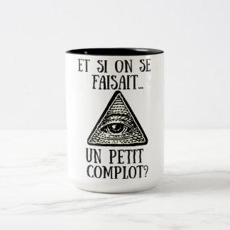 Mug 444 ml Petit complot
