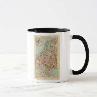 Mug 44 Belgique et Hollande