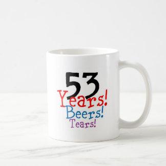 Mug 53 ans de larmes de bières