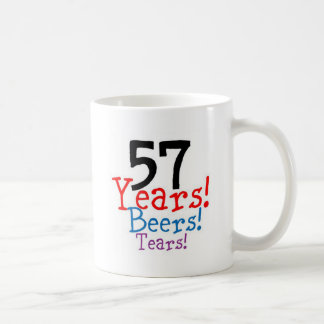 Mug 57 ans de larmes de bières