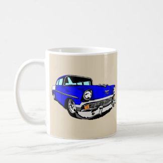 Mug 57 Bel Air bleu-foncé