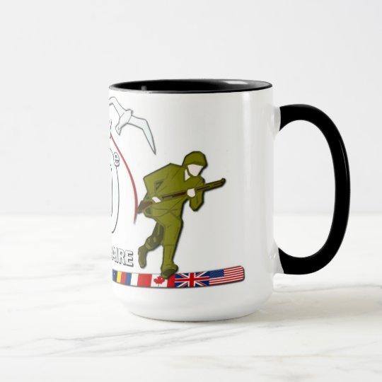 Mug 70ème anniversaire du D-Day