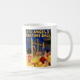 Mug À la boule de ragtime d'anges