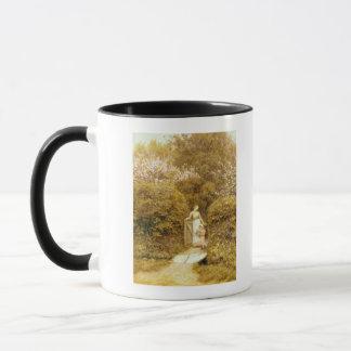 Mug À la porte de cottage