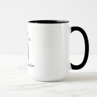 Mug à l'édredon ou pour ne pas piquer