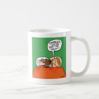 Mug A obtenu de parler