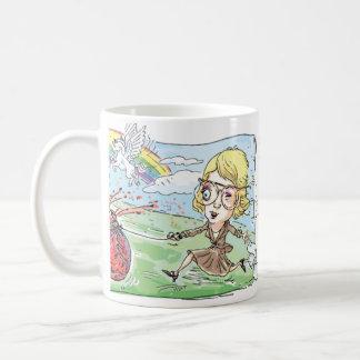 Mug A obtenu mon travail rêveur ; -)