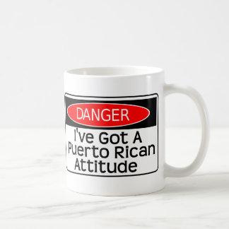 Mug a obtenu une attitude