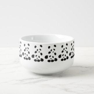 Mug À Soupe Amitié de panda