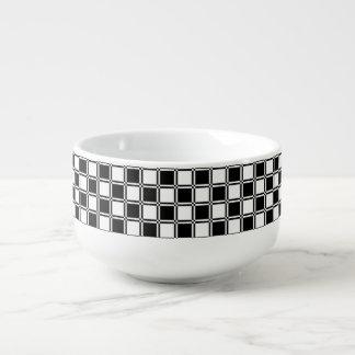 Mug À Soupe Checkered