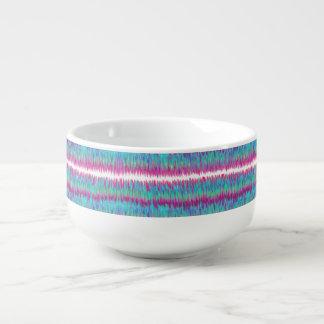 Mug À Soupe cuvette colorée d'herbe