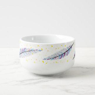 Mug À Soupe Cuvette de plume