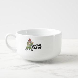 Mug À Soupe Gnome drôle de butin de Sayin de gnome