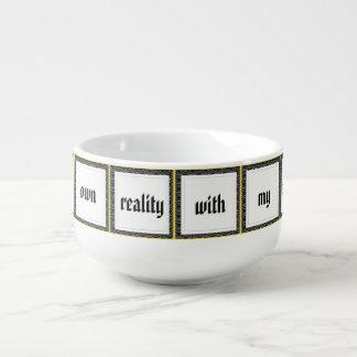 Mug À Soupe Reality