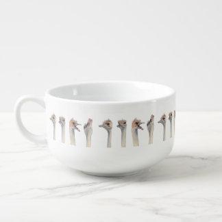 """Mug À Soupe """"Reine de drame """""""