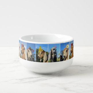 Mug À Soupe Soupe à chèvre de bébé/tasse de Latte