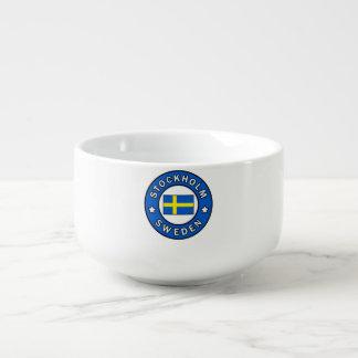 Mug À Soupe Stockholm Suède