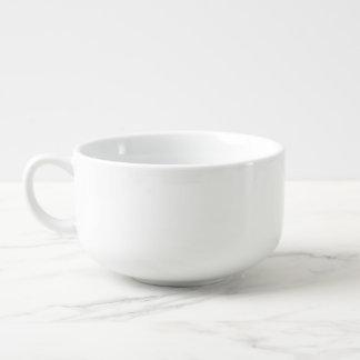 Mug À Soupe Trio fleuri...