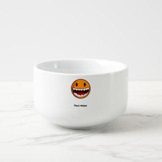 Mug À Soupe Visage souriant