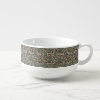 Mug À Soupe William Morris vintage Snakehead