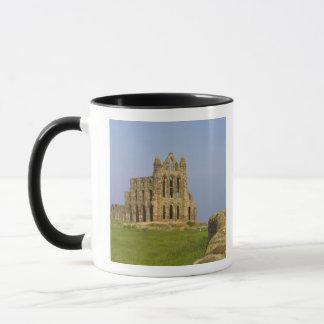 Mug Abbaye de Whitby, Whitby, North Yorkshire,