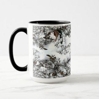 Mug Abrégé sur neige