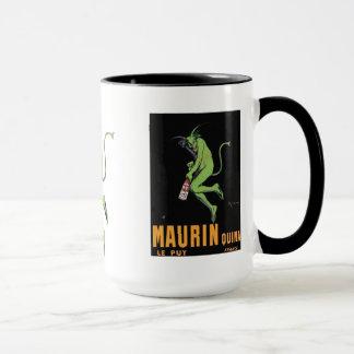 Mug Absinthe verte de diable de Maurin Quina
