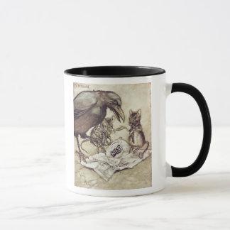 """Mug Absurde ! """"a pleuré Solomon dans une rage """""""