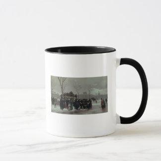 Mug Accident d'autobus de Paris