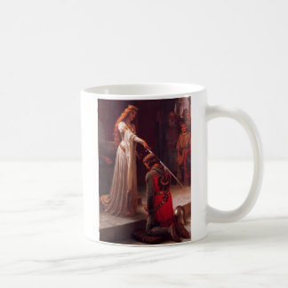 Mug Accolade - le chevalier