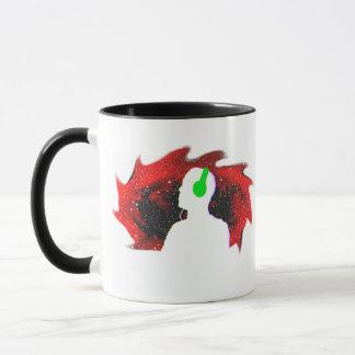 Mug Accordé au travail