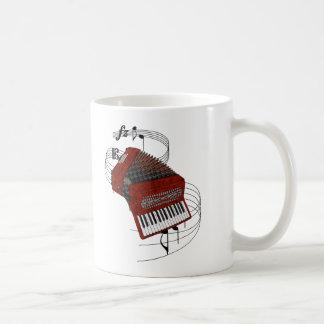 Mug Accordéon