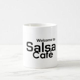 Mug Accueil au Salsa Café