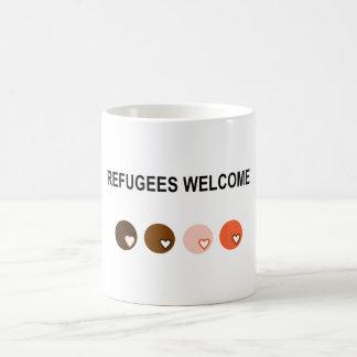 Mug Accueil de réfugiés