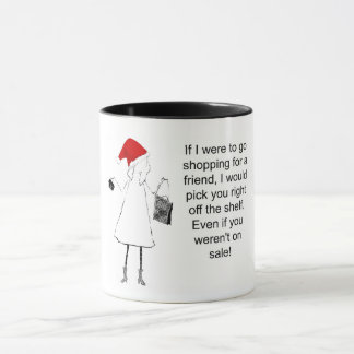 Mug Achat pour Noël d'ami