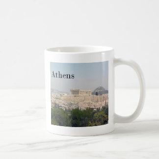 Mug Acropole de la Grèce Athènes