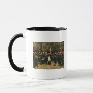 Mug Adieu de offre du napoléon I à l'impérial